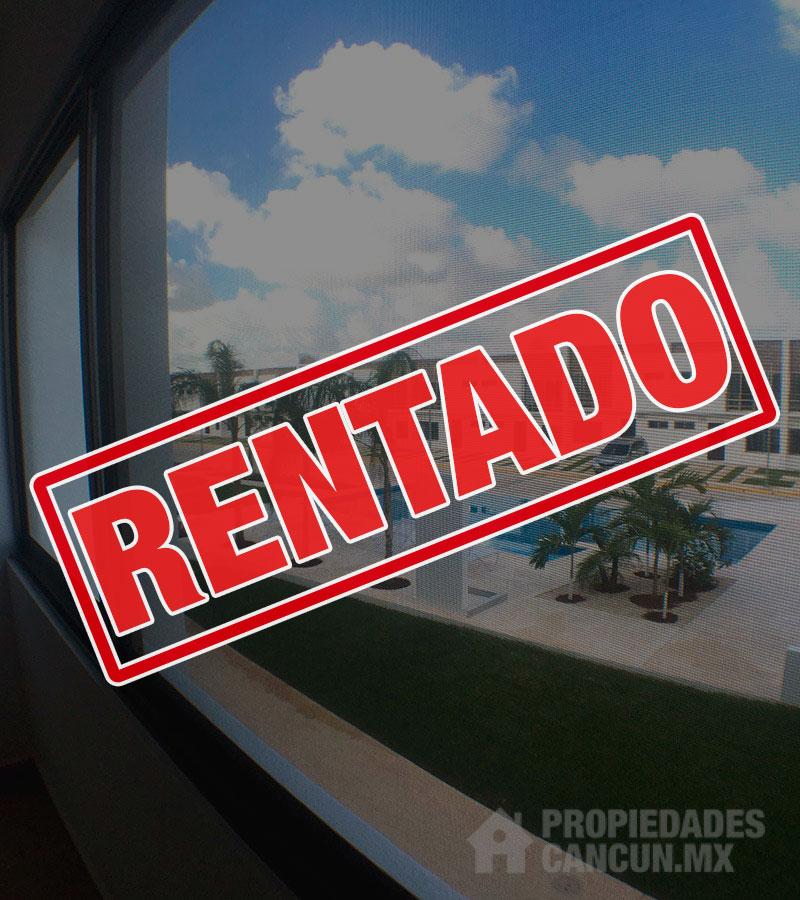 sala departamento residencial tribeca cancun trived