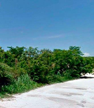 plano2 plano fachada terreno alamosII cancun alaniT