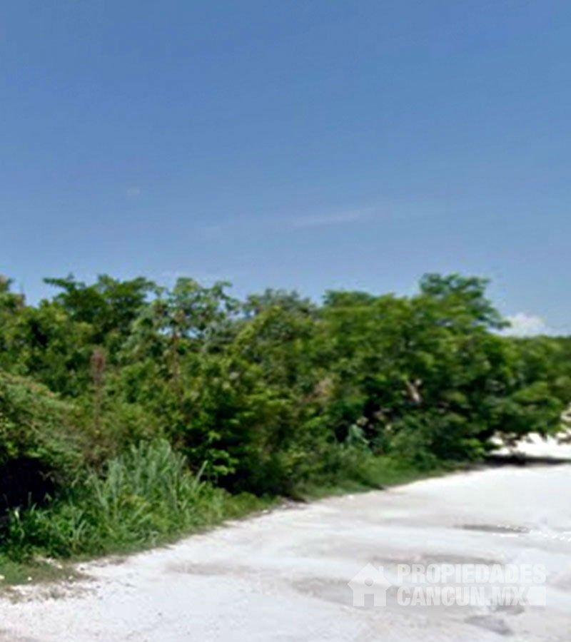 plano fachada terreno alamosII cancun alaniT
