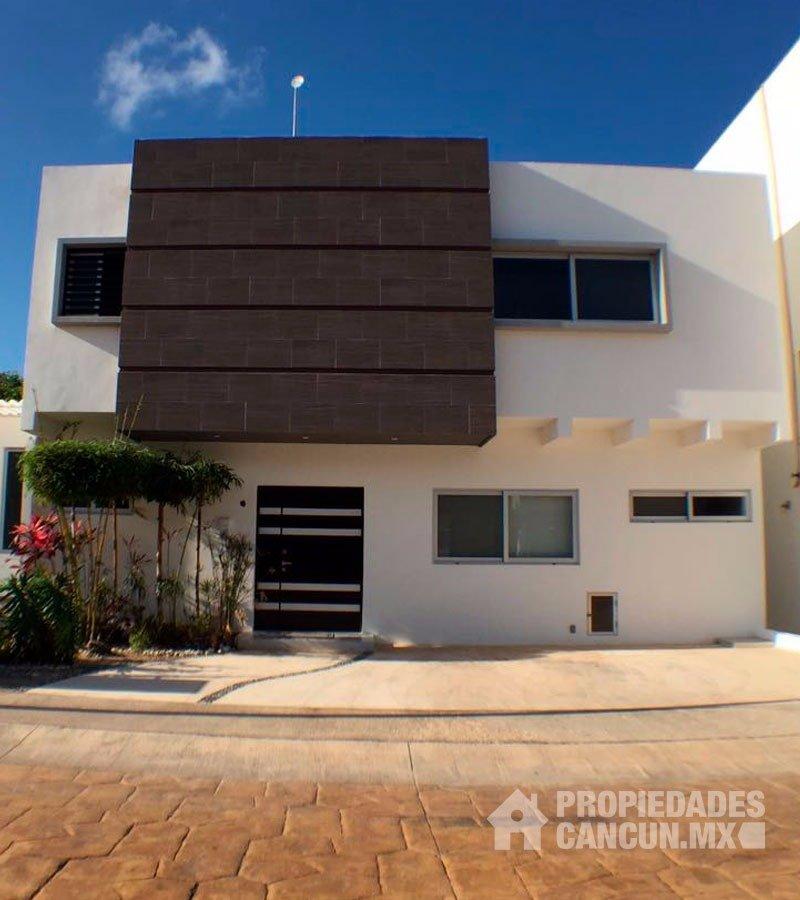 fachada casa en renta en residencial arbolada susa20