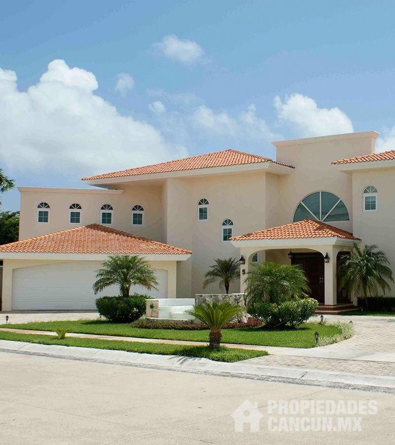 terraza casa resiedencial villa magna cancun villamar