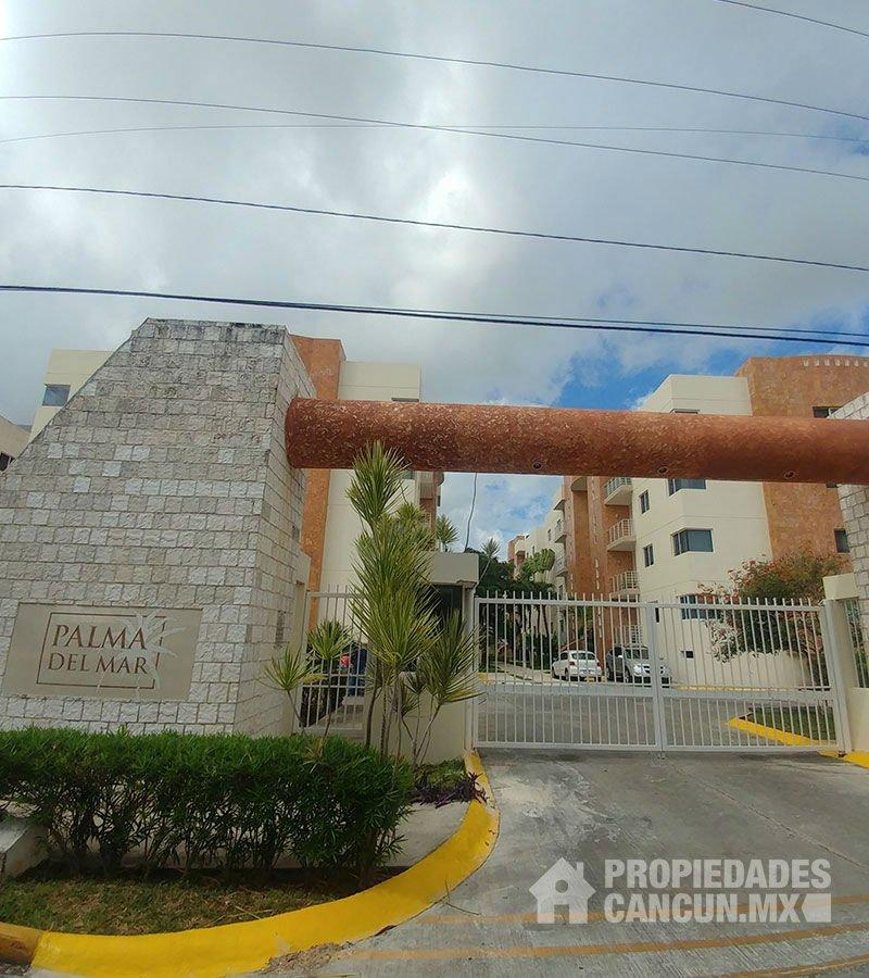 vista arriba departamento palma de mar cancun ansu