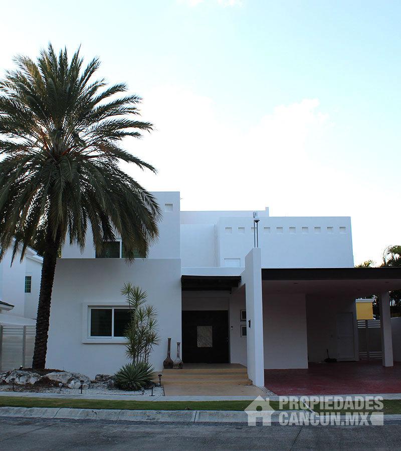 vestibulo casa residencial villa magna cancun gibraju7