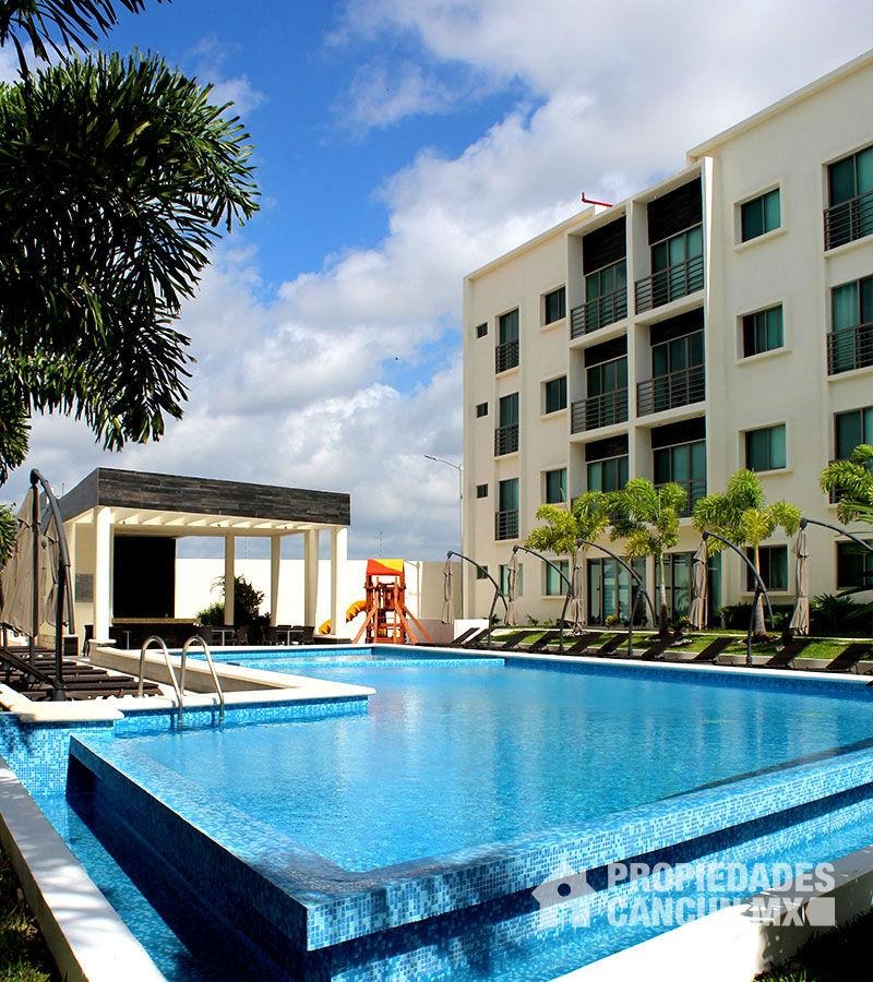 recamara03 residencial soho cancun sohed3