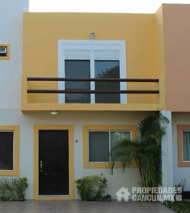 sala casa residencial almena cancun almesu