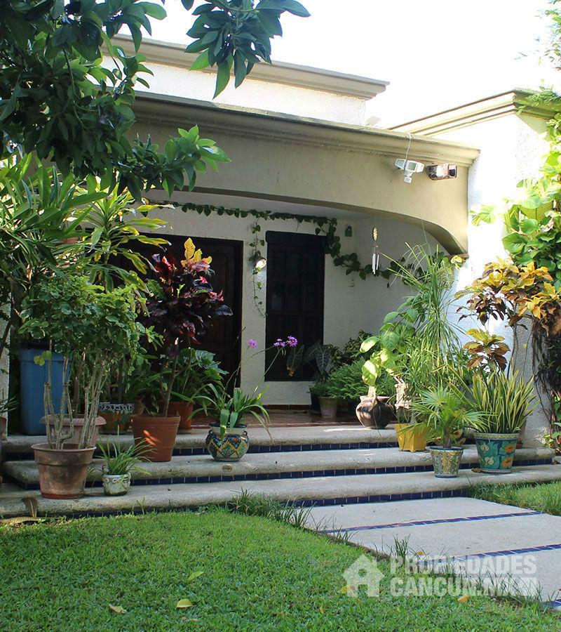 recamara04 casa residencial campestre cancun tresu45