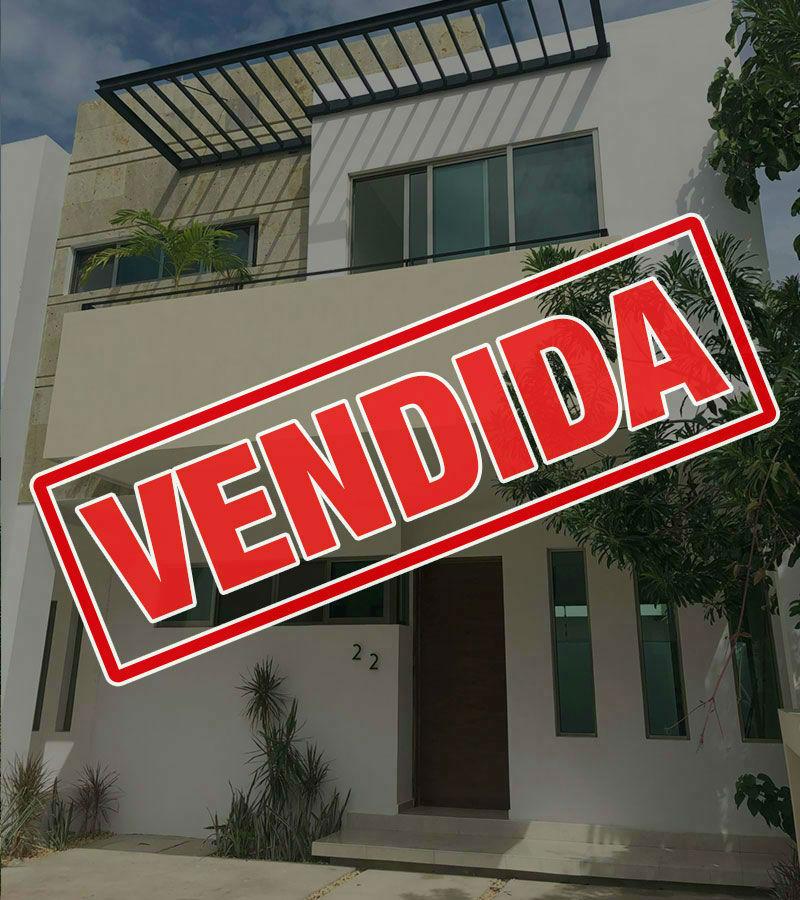 recamara02 casa residencial arbolada cancun castaned22