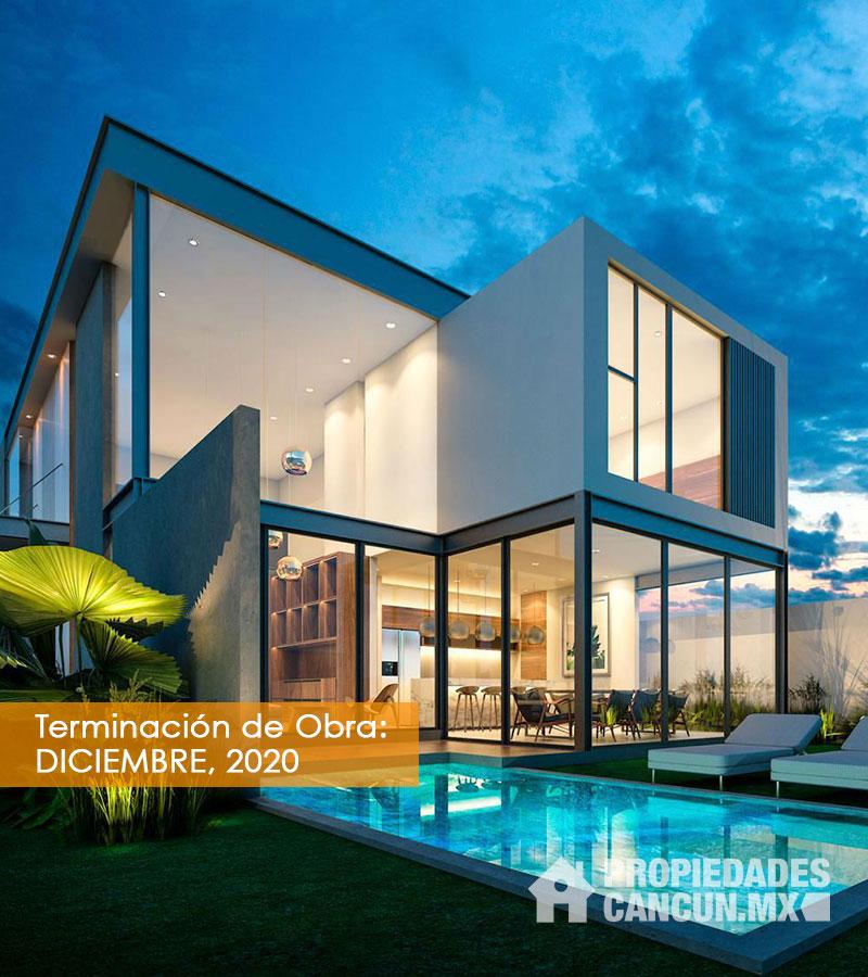 lateralR casa residencial lagos del sol cancun ceibey5